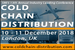 SMi PRESENTS THE 13th ANNUAL INDUSTRY LEADING CONFERENCE: COLD CHAIN DISTRIBUTION