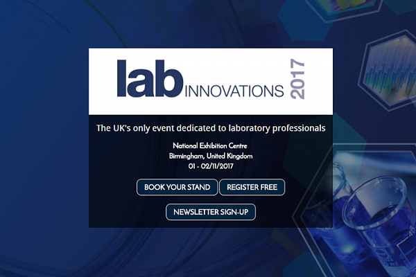 NEW PRODUCTS AT LAB INNOVATIONS 2017
